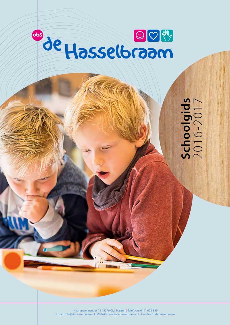 Schoolgids de Hasselbraam 2016-2017