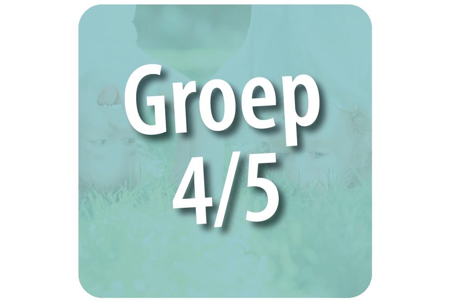 Groep 4-5