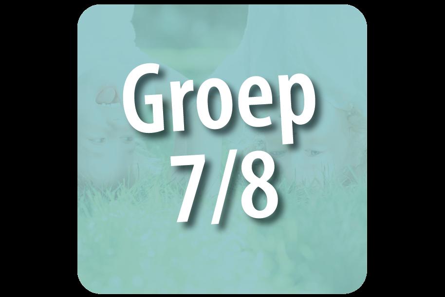 Groep 7/8