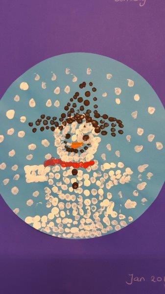 Uitzonderlijk Thema winter. | OBS de Hasselbraam &NE95