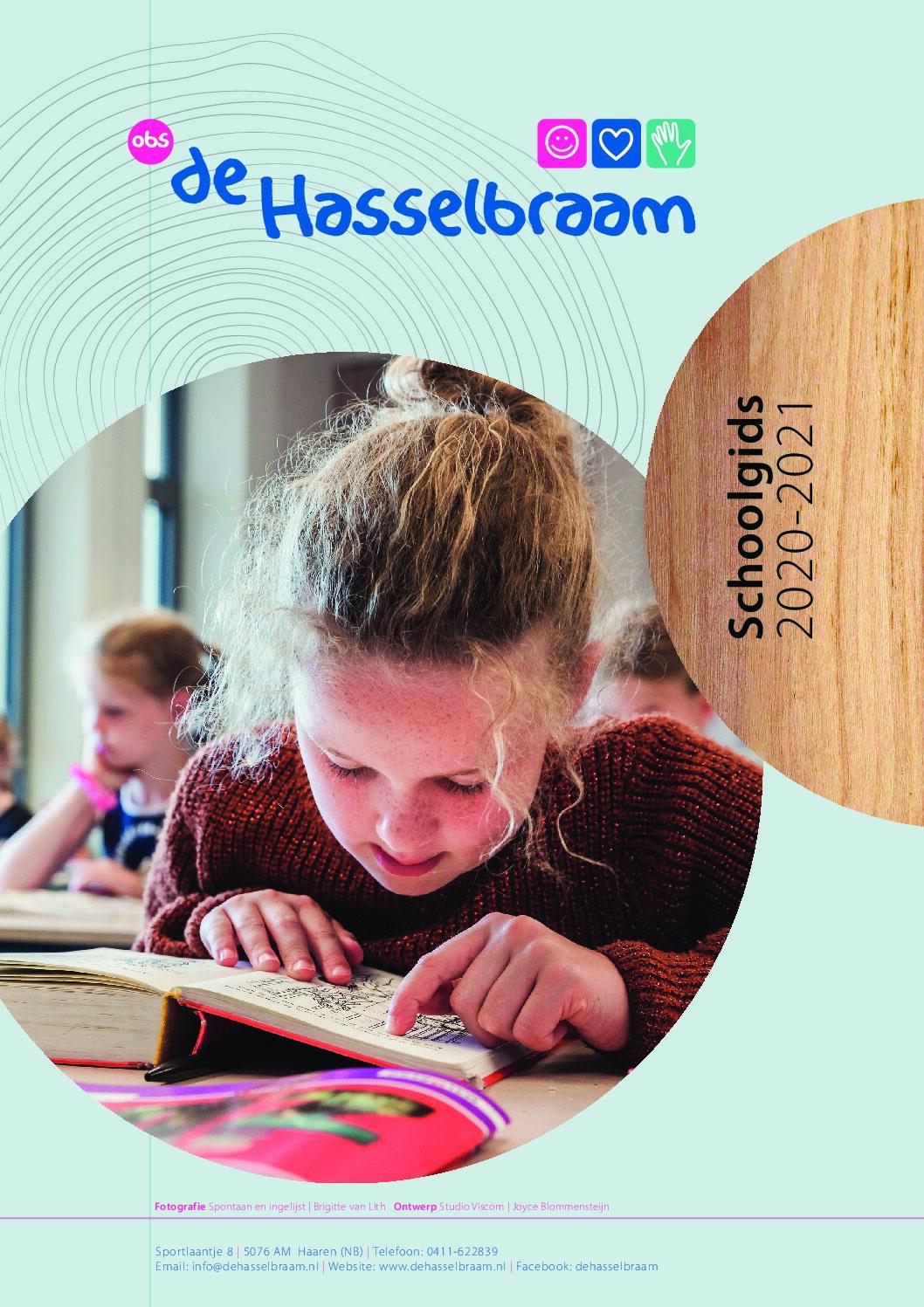 Schoolgids de Hasselbraam 2017-2018